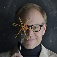 """Alton Brown: """"Eat Your Science"""""""