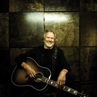 Nightlife Highlights: Kris Kristofferson
