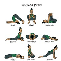Turning Inward with Yin Yoga