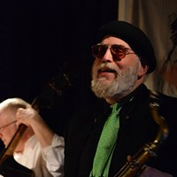 Harvey Kaiser Holds Birthday Jam in New Paltz