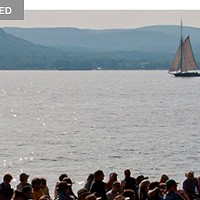 The Clearwater Festival, founded by Pete Seeger, June 17 & 18