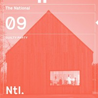 The National Throws a Release Party at Basilica Hudson