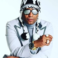 Kool Keith Chills in Woodstock on Saturday