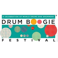 Woodstock's Biennial Drum Boogie Festival