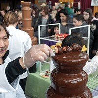 The Chocolate Expo | Monroe