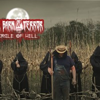 The Barn of Terror and the Circle of Hell