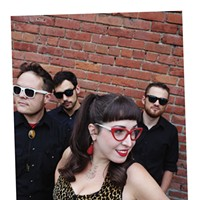 Rock this Joint: Lara Hope and the Arktones