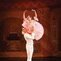 """The Nutcracker"" in the Hudson Valley"