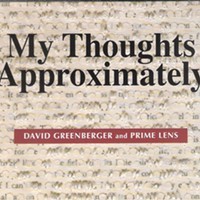 Album Review: David Greenberger and Prime Lens | My Thoughts Approximately