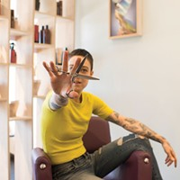 Salune Hudson Brings Dry Hair Cutting to the Hudson Valley