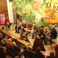 Chronogram Conversations Recap: Dover Plains