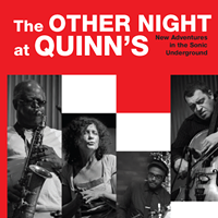 <i>The Other Night at Quinn's</i> Book Release