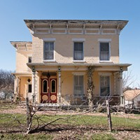 Laleh Khorramian's Italianate Home in Catskill