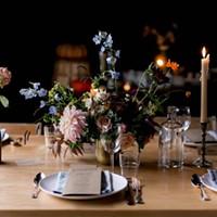 Ravenwood's Barn Dinners Return