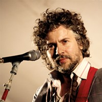 Wayne Coyne Visits Wappinger on Saturday