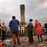Opus 40 Productions in July