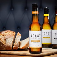 Toast: Raise A Glass to Ending Food Waste