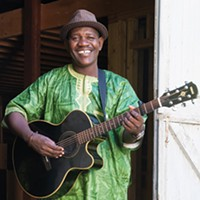 Malian Musical Greats Perform in Hudson