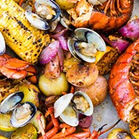 Midsummer Clam Bake at The Amsterdam 8/10-8/12