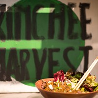 Kimchee Harvest Kitchen Responds to the Seasons