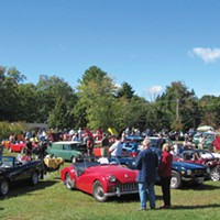 Woodstock Car Show 9/23