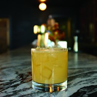 Cocktail Recipe: Two Streets Down