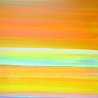 "Acrylic Striations: ""Stan Lindwasser 2018"""