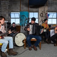 Felice Brothers Come Home to Bearsville Next Month