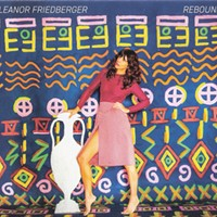 Album Review: Eleanor Friedberger | <i>Rebound</i>