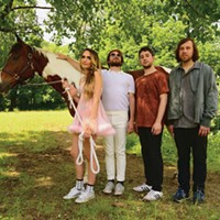 Speedy Ortiz Plays at Colony in Woodstock 12/2