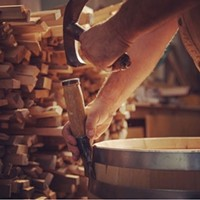Over a Barrel: Quercus Cooperage Revives a Lost Trade