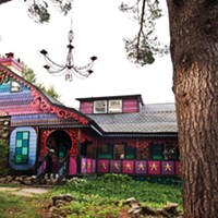 Stitched Together: A Patchwork House in Rosendale
