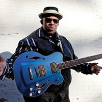 Slam Allen: The Hudson Valley King of Blues