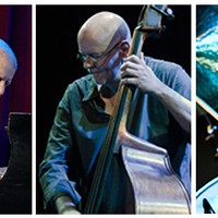 David Lopato Trio Plays to Benefit Woodstock Chruch