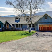 A Contemporary Catskill Ranch for Sale