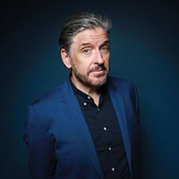 Craig Ferguson Reads from His Memoir at Bard College on May 8