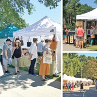 Rhinebeck Crafts Festival Offers a Curated Shopping Experience with 200 Makers
