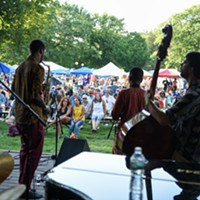 Saratoga Jazz Festival Brings Together Hometown Heroes and Jazz Greats