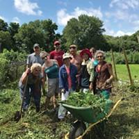 Community Gardens Help Neighbors Grow Together