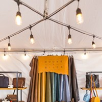 Modern Maker Magic on the Waterfront: Field + Supply