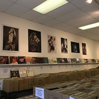 Where Old Records Go to Live: Original Vinyl Records Celebrates One Year