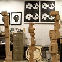 "Jebah Baum's ""The Tragic Plot"" at Beacon Artists Union"