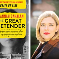 A Q&A with Susannah Cahalan, Author of <i>The Great Pretender</i>
