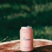 The Recess Bell: CBD-Infused Seltzer for Maximum Chill