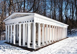 Relics of Love: A Parthenon for Rhinebeck