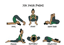 Turning Inward with Yin Yoga