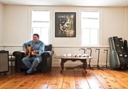 The Valatie Farmhouse of Jamie Cat Callan