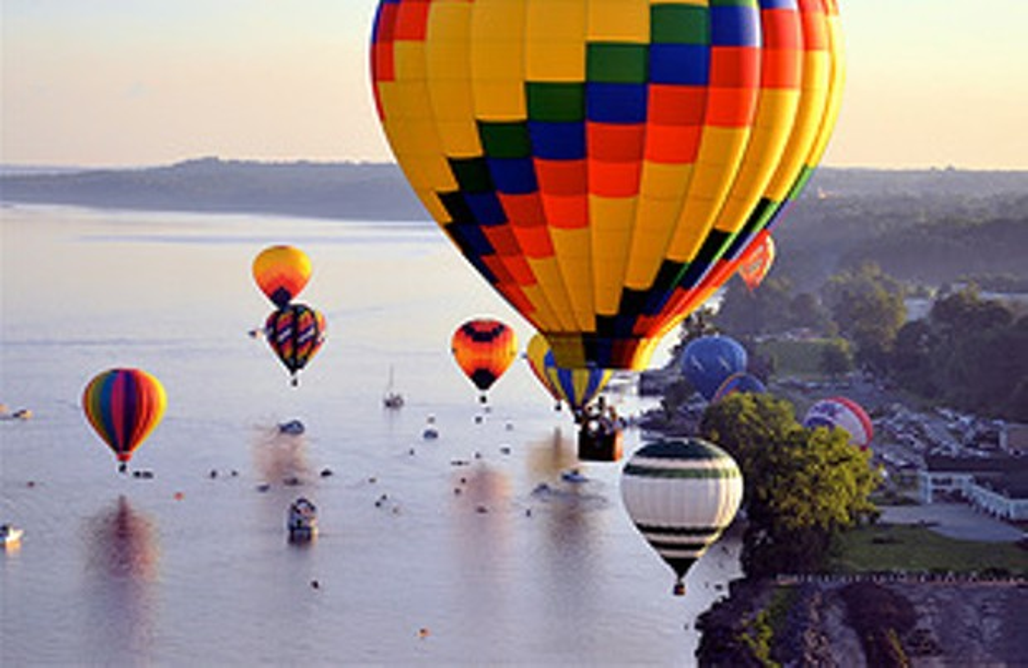 Hudson Valley Hot Air Balloon Festival Daily Dose