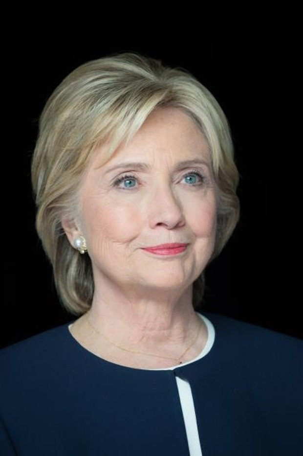 Hillary Clinton At Oblong Books Rhinebeck Daily Dose