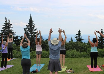Where to Do Outdoor Yoga This Summer in the Hudson Valley